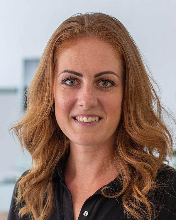 Picture of Alica Šebestova, being IKEA Industry land developer