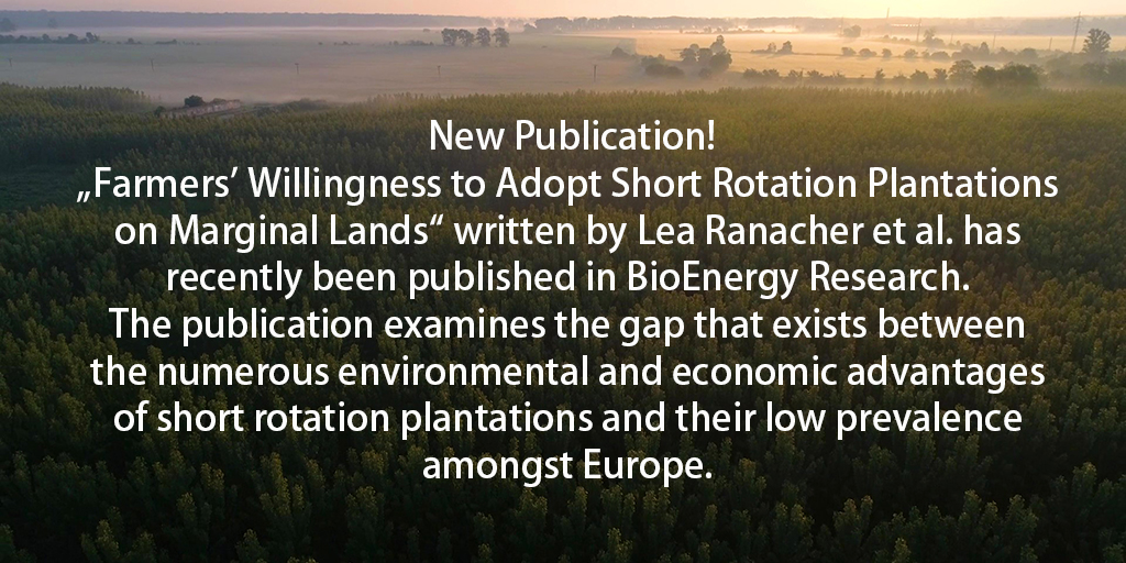 New publication! Read about farmers' willingness to adopt SRP